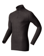 Odlo Gents l/s turtle neck � zip WARM