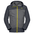 Jack Wolfskin Gents Ridge Waterproof Jacket