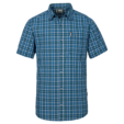 Jack Wolfskin Gents Crossley Short Sleeve Shirt