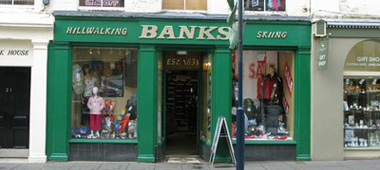 Banks of Perth Shop